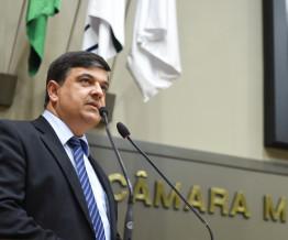 Na foto: Vereador José Freitas.